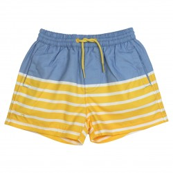 Striped Boy Beach Shorts