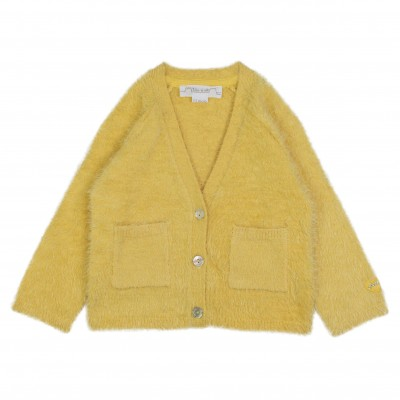 Girl Fluffy Cardigan