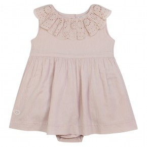 330fd78969b Baby romper eyelet lace Mexico