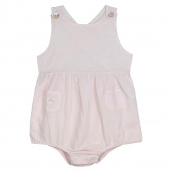 Baby crossed back romper Party