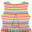 Striped dress in Tencel Holidays