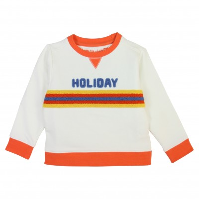 White sweatshirt Holidays