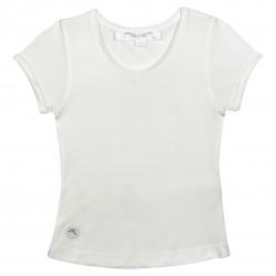 Basic white girl t-shirt
