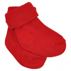 Red Baby Socks