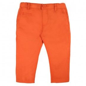 Basic Orange Pants