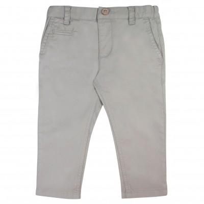 Basic Orange Pants