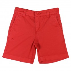 Red Shorts Basic