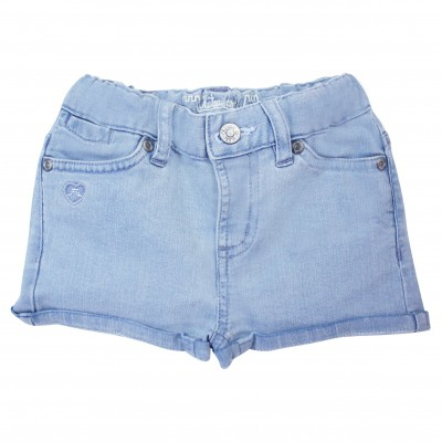 Allure Blue Basic Short