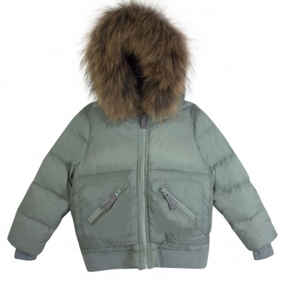 Boy's Padded Coat