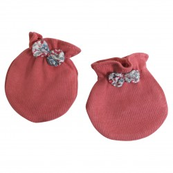 LIBERTY® baby mittens