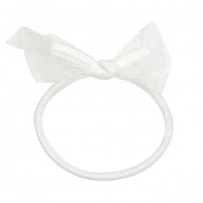Princess hair tie