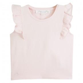 The Essentials - Flounce sleeve tee-shirt