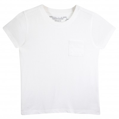 The Essentials - White tee shirt