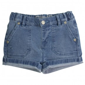 The Essentials - Girls Denim Shorts