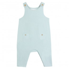 Cotton Gauze overalls