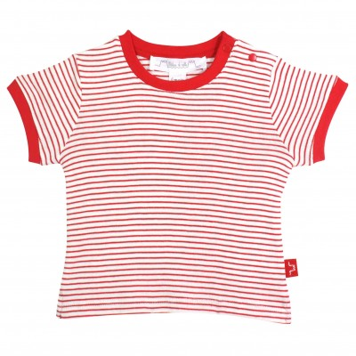 Louis Striped Cotton Tee
