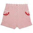 Paul Striped Cotton Shorts