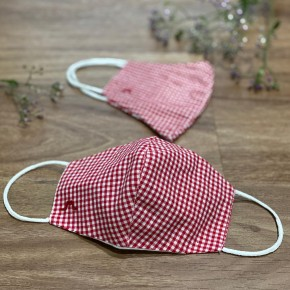 Chequered Mask