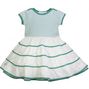 Ballerina Striped Dress
