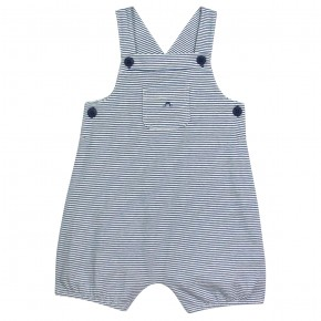 Chausey Organic Cotton Overalls