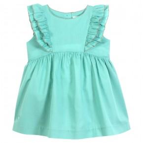 Flounce Romper Dress