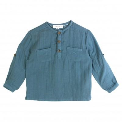 Cotton gauze Shirt