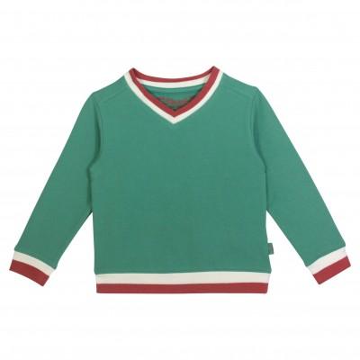 Ribber Cuff Sweatshirt