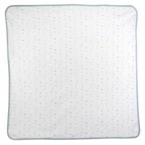 Organic Cotton Stars Blanket