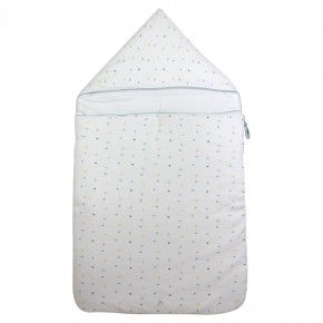 Organic Cotton Stars Baby Nest