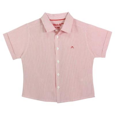 Fine stripes shirt
