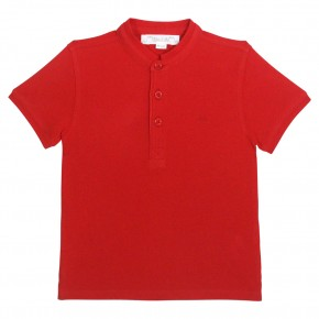 Pique boy shirt