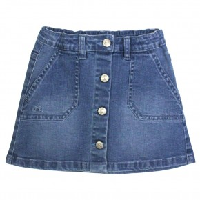 The Essentials - Denim Skirt