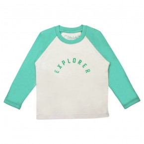 Explorer long-sleeved tee