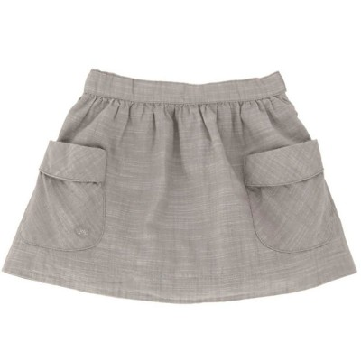 Cotton Linen Skirt