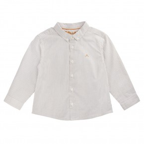 Timeless Striped Shirt