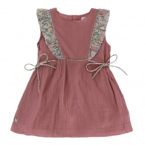Liberty® Flounce Dress