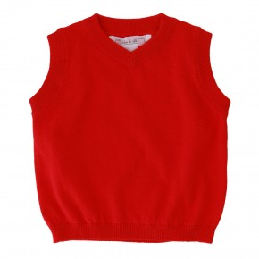 The Essentials - v-neck vest