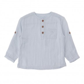 The Essentials - Boys roll up sleeve shirt