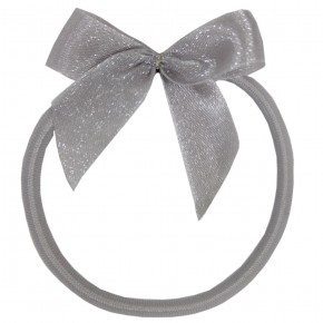 Shiny Bow Elastics