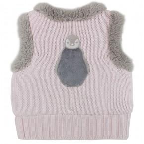 Penguin' Motif Vest
