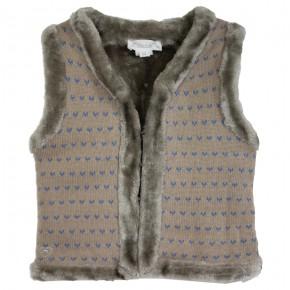 Hearts Reversible Vest