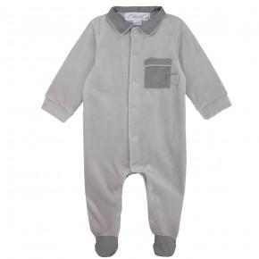 Star Motif Baby Pyjamas
