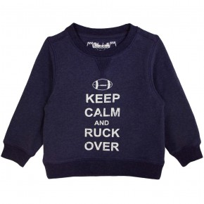 Sweater 'Keep Calm & Ruck Over'
