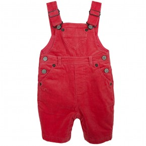 Overalls in Pink Corduroy