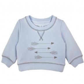 Sweater aux imprimés flèches