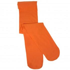 Tights in orange