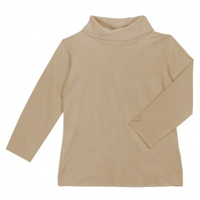 Long Sleeve Bamboo Turtle Neck