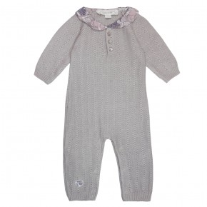 Liberty Knitted Rompersuit