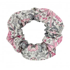 Scrunchies in Liberty Fabric