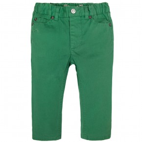 Pants in Cotton Twill